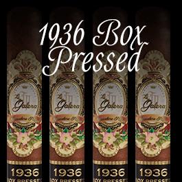 La Galera 1936 Box Pressed