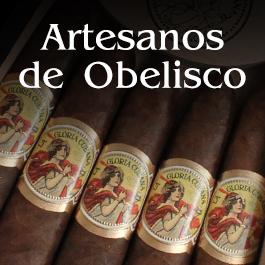 La Gloria Cubana Artesanos de Obelisco
