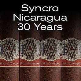 Avo Syncro Nicaragua 30 Years