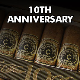 Camacho 10th Anniversary