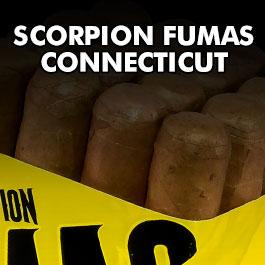 Camacho Scorpion Fumas Connecticut