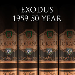 Carlos Torano Exodus 1959 50 Year