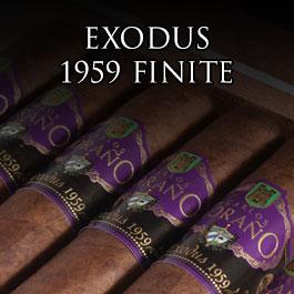 Carlos Torano Exodus 1959 Finite