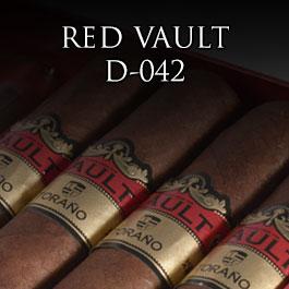 Carlos Torano Red Vault D-042