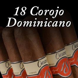 Cusano 18 Corojo Dominicano