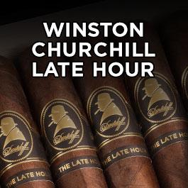 Davidoff Winston Churchill Late Hour
