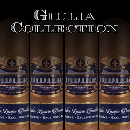 Didier Cigars Giulia Collection
