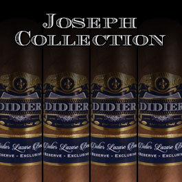 Didier Cigars Joseph Collection