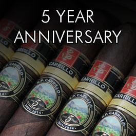 EP Carrillo 5 Year Anniversary