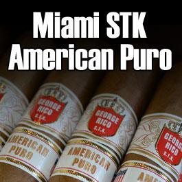 George Rico Miami STK American Puro
