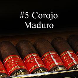 Gran Habano #5 Corojo Maduro