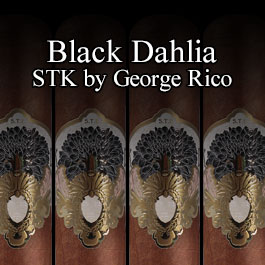 Gran Habano Black Dahlia STK by George Rico