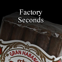 Gran Habano Factory Seconds