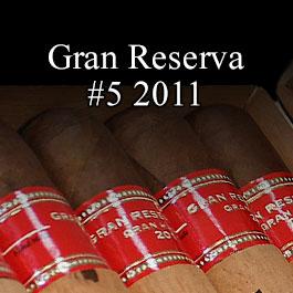 Gran Habano Gran Reserva #5 2011