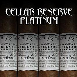 Gurkha Cellar Reserve 12 Year Platinum