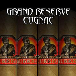 Gurkha Grand Reserve Cognac