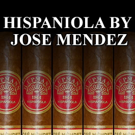 H Upmann Hispaniola by Jose Mendez