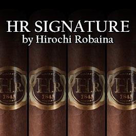 HR Signature by Hirochi Robaina