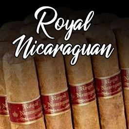 J Fuego Royal Nicaraguan