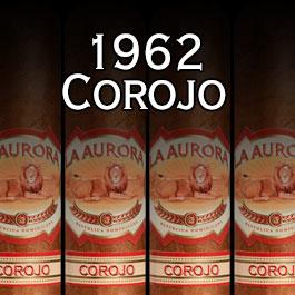 La Aurora 1962 Corojo