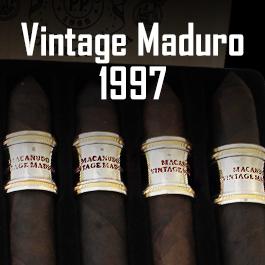 Macanudo Vintage Maduro 1997