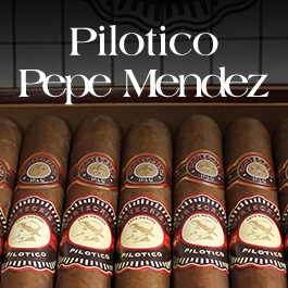 Montecristo Pilotico Pepe Mendez