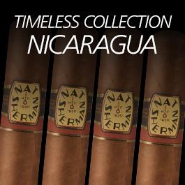 Nat Sherman Timeless Collection Nicaraguan