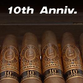 Perdomo Reserve 10th Anniversary Champagne