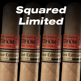 Perdomo Squared Limited Edition