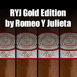 RyJ Gold Edition by Romeo y Julieta