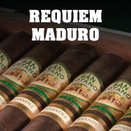 San Lotano Requiem Maduro by AJ Fernandez