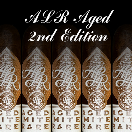 Rocky Patel ALR Aged, Limited and Rare Second Edition