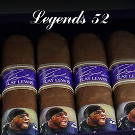 Rocky Patel Legends 52 Ray Lewis