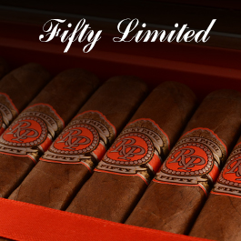 Rocky Patel Fifty Limited Edition