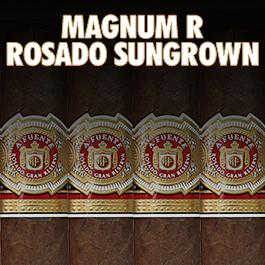 Arturo Fuente Magnum R Rosado Sungrown