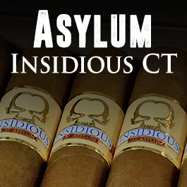 Asylum Insidious CT