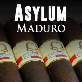 Asylum Insidious Maduro