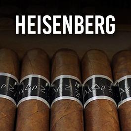Heisenberg by Quesada