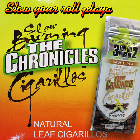 The Chronicles and Kings Delight Wraps