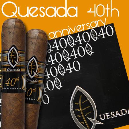 Quesada 40th Anniversary