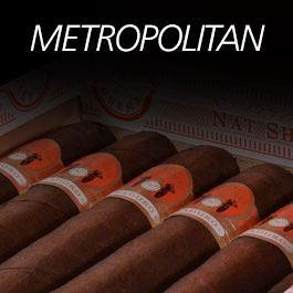 Nat Sherman Metropolitan Host