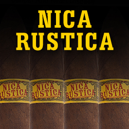 Nica Rustica by Drew Estate