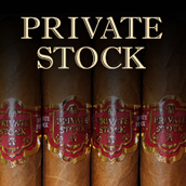 Private Stock Long Filler by Davidoff of Geneva USA