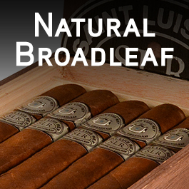 Saint Luis Rey Natural Broadleaf