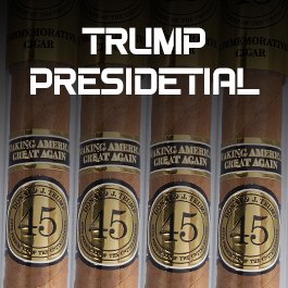Trump Presidential Cigar