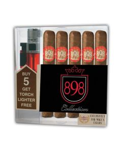 898 Collection Collection With Lighter