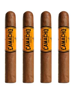 Camacho Connecticut Robusto Pack
