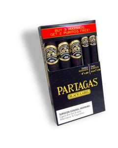 Partagas Black Label Cigar Sampler
