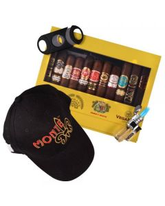 The Complete Romeo Montecristo Cigar Gift Box