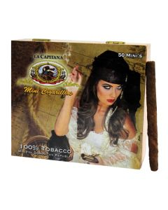 La Capitana Mini Cigarillos